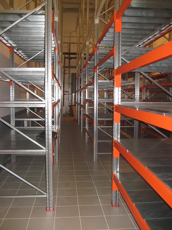 консольные стеллажи для склада производство Новосибирске